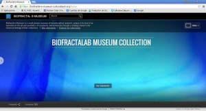 BiofractaLab Museum Collection