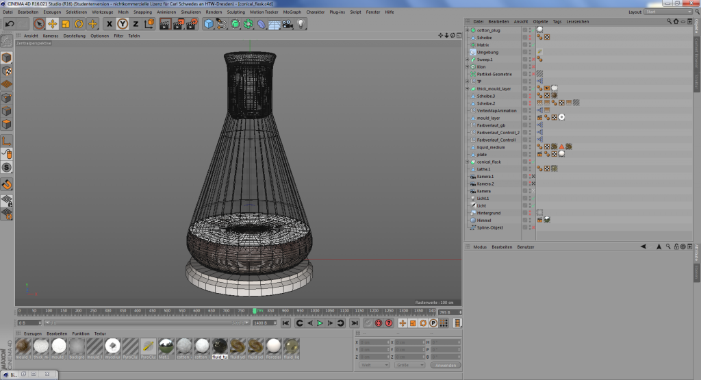 Figure 4: Animation in Progress