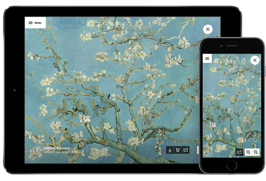 Collection online: Almond Blossom