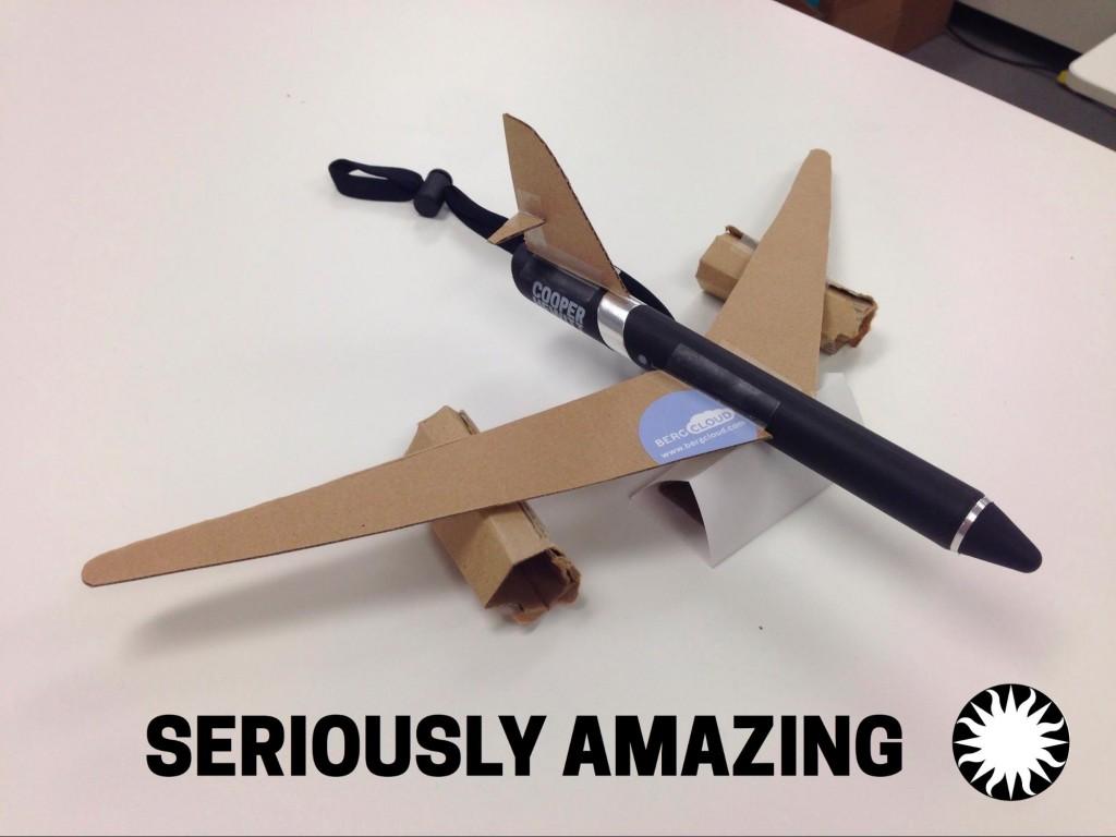 Plane prototype